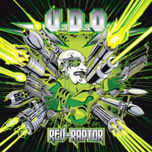 <i>Rev-Raptor</i> 2011 studio album by U.D.O.