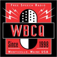 WBCQ (SW) Radio station in Monticello, Maine