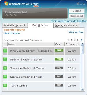 MSN WiFi Hotspots Wikiwand - Wifi map for windows