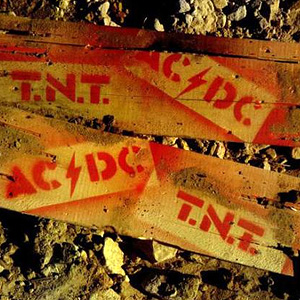 <i>T.N.T.</i> (album) album by the band AC/DC
