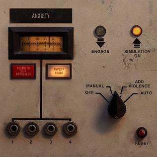 <i>Add Violence</i> 2017 EP by Nine Inch Nails