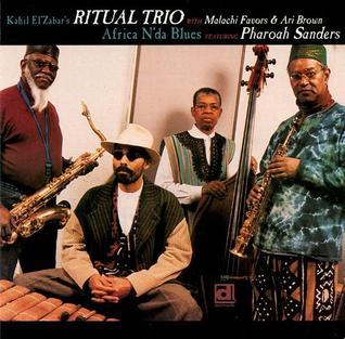 <i>Africa NDa Blues</i> 2000 studio album by Kahil ElZabars Ritual Trio featuring Pharoah Sanders