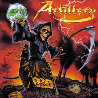<i>B.A.C.K.</i> 1999 studio album by Artillery