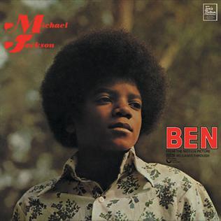 <i>Ben</i> (Michael Jackson album) 1972 studio album by Michael Jackson