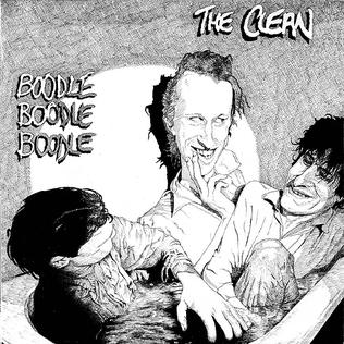 <i>Boodle Boodle Boodle</i> 1981 EP by The Clean