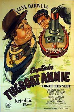 Captain Tugboat Annie Wikipedia