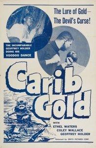<i>Carib Gold</i> 1956 maritime themed B-movie by Harold Young