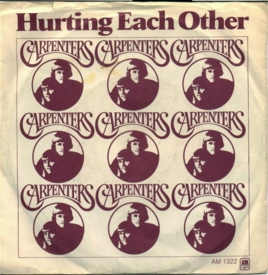 Titelbild des Gesangs Hurting Each Other von The Carpenters
