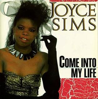 Joyce Sims - Come Into My Life / All And All / Lifetime Love