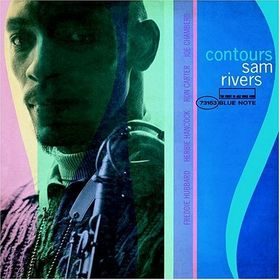 <i>Contours</i> (album) 1967 studio album by Sam Rivers
