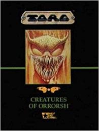 <i>Creatures of Orrorsh</i>