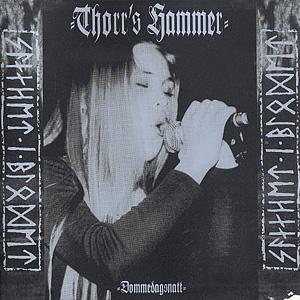 <i>Dommedagsnatt</i> 1996 studio album by Thorrs Hammer