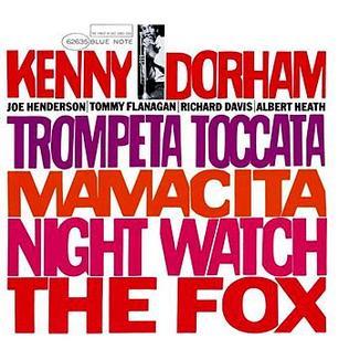 <i>Trompeta Toccata</i> 1965 studio album by Kenny Dorham