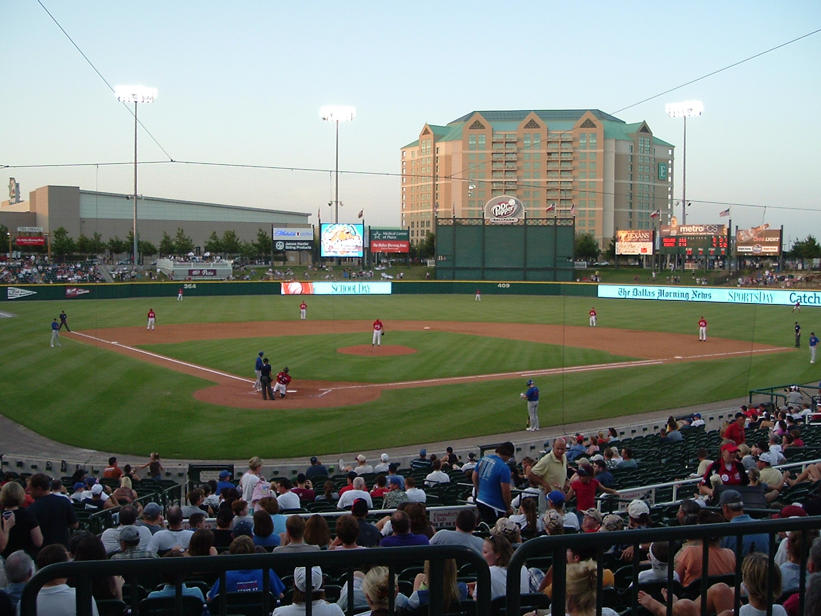 Get directions, reviews and information for Dr. Pepper Park in Roanoke, VA.