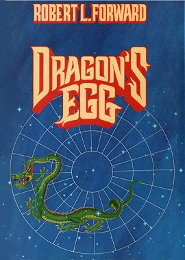 Dragon's Egg - first edition cover