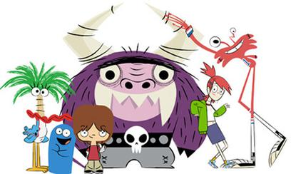 Fosters home for imaginary friends characters names with pictures.