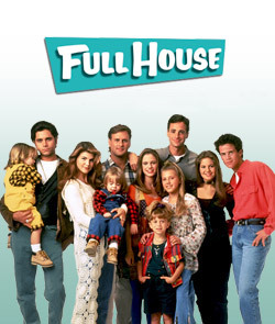 The main cast (from seasons 6–8)