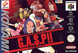G.A.S.P. Fighters' NEXTream