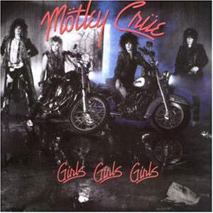 <i>Girls, Girls, Girls</i> (Mötley Crüe album) 1987 studio album by Mötley Crüe