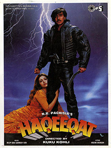 Download Haqeeqat 1995 Hindi Movie WebRip 400mb 480p | 720p