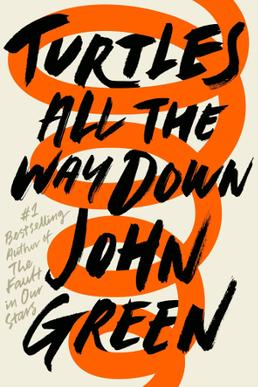 Image result for turtles all the way down book cover