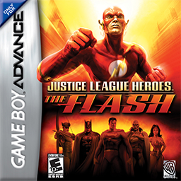 Justice League Heroes - The Flash Coverart.png