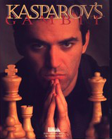 <i>Kasparovs Gambit</i> 1993 video game