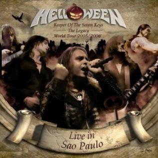 <i>Keeper of the Seven Keys – The Legacy World Tour 2005/2006</i> 2007 live album by Helloween