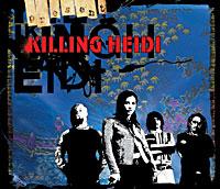 <i>Present</i> (Killing Heidi album) 2002 studio album by Killing Heidi