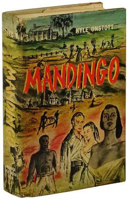 Mandingo (novel) - Wikipedia