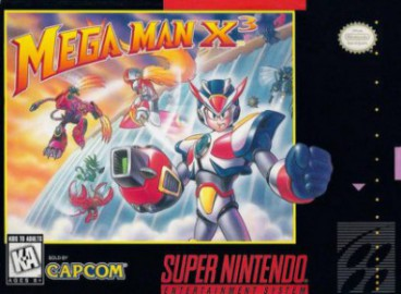 Picture of a game: Mega Man X3