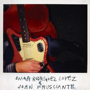 Omar Rodriguez Lopez Amp John Frusciante Wikipedia
