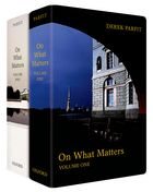 <i>On What Matters</i> book by Derek Parfit