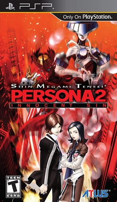 Picture of a game: Persona 2