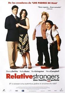 Relative Strangers Wikipedia