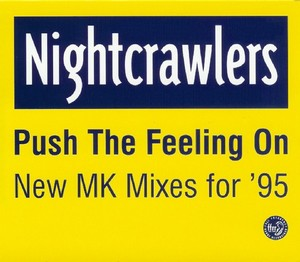 Nightcrawlers — Push the Feeling On (studio acapella)