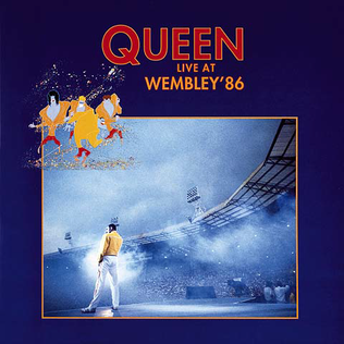 Queen - Live At Wembley '86 (disc 2)