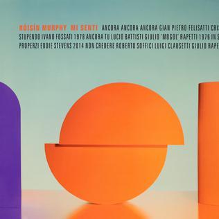 <i>Mi Senti</i> 2014 EP by Róisín Murphy