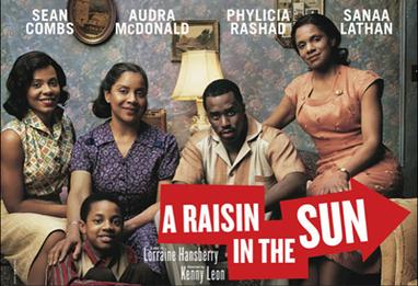 "a comparison of the play and movie versions of a raisin in the sun Free essay: lorraine hansberry's play ""a raisin in the sun,"" was a radically new  representation of black life, resolutely authentic, fiercely."