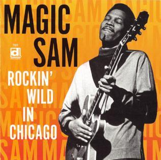 <i>Rockin Wild in Chicago</i> 2002 live album by Magic Sam