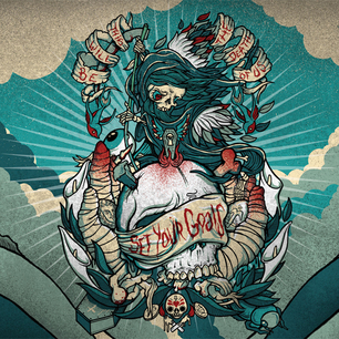 <i>This Will Be the Death of Us</i> 2009 studio album by Set Your Goals