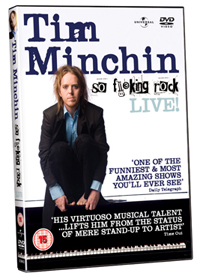 <i>So F**king Rock Live</i> 2008 film directed by Matt Askern