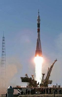 Spacecraft launched in 2000