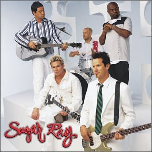 <i>Sugar Ray</i> (album) 2001 studio album by Sugar Ray