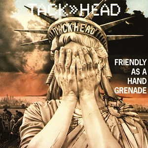 <i>Friendly as a Hand Grenade</i> 1989 studio album by Tackhead