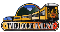 Taieri Gorge Limited logo, formerly used as the logo for Taieri Gorge Railway Ltd.
