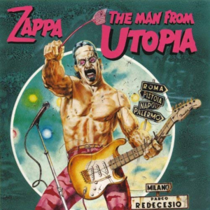 <i>The Man from Utopia</i> album