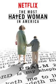 Póster de la película La mujer más odiada de Estados Unidos.png