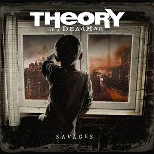 <i>Savages</i> (Theory of a Deadman album) 2014 studio album by Theory of a Deadman