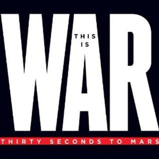 Image result for this is war thirty seconds to mars album